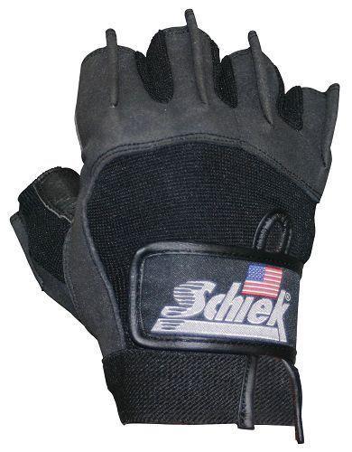 715 Premium Series Weight Training Bodybuilding Gloves Extra Large Size - Schiek