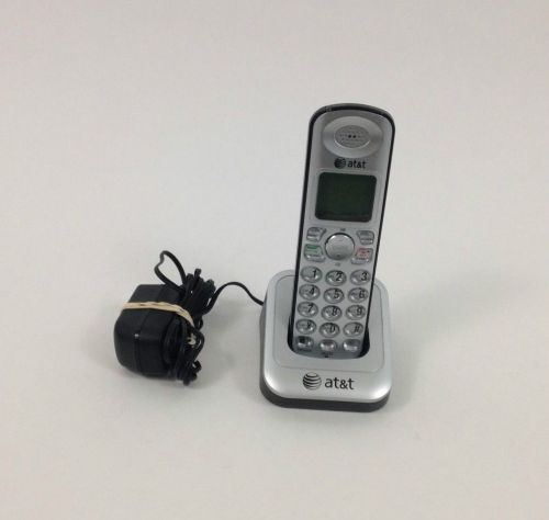 AT T EL52300 handset wRB = CORDLESS tele PHONE att charging remote charger