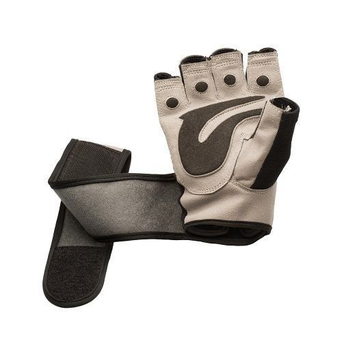 Padded Lifting Gloves with Wrist Wraps Wrist for Gym, Fitness, Weight Lifting
