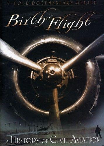 new - The Birth of Flight: A History of Civil Aviation - DVD box set 3 disc 2010