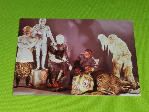 VINTAGE THE OUTER LIMITS SCI-FI SERIES 1997 MGM COLLECTORS CARD #4 NMNT