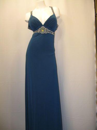 SIZE 20 Formal Prom Dress ASPEED DESIGNS Hand Beaded Evening Bridal Bridesmaids