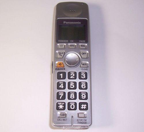 Panasonic KX TGA101S - RB/HS/P = KX TG1035s PQLV3005ZAS phone cordless handset