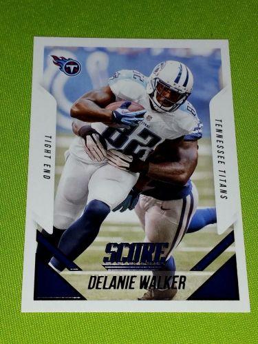 NFL 2015 PANINI DELANIE WALKER TITANS SUPERSTAR #297 MNT