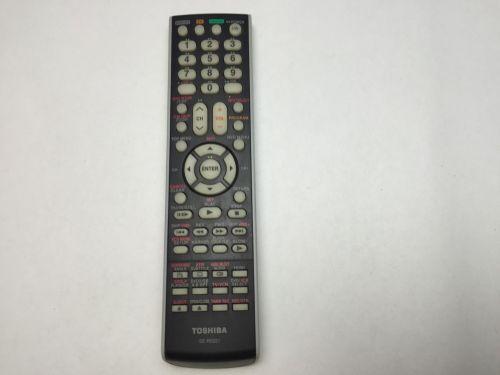 TOSHIBA model SE R0221 Remote Control - SD V594 SU XV 5817 SD V594 SC 076D0LM030