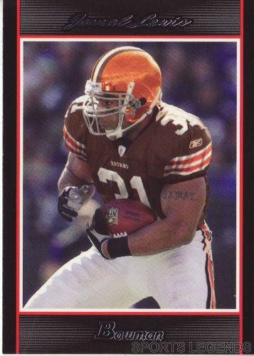 2007 Bowman #27 Jamal Lewis
