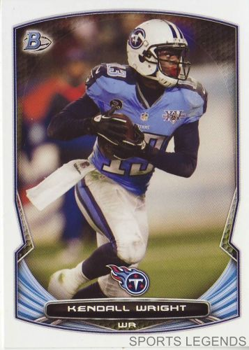2014 Bowman #70 Kendall Wright