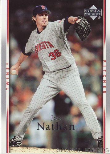 2007 Upper Deck #158 Joe Nathan