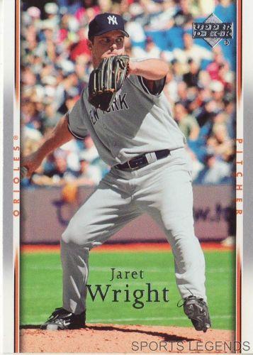 2007 Upper Deck #175 Jaret Wright