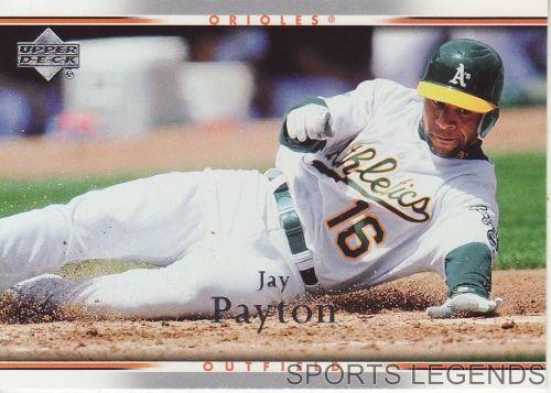 2007 Upper Deck #184 Jay Payton