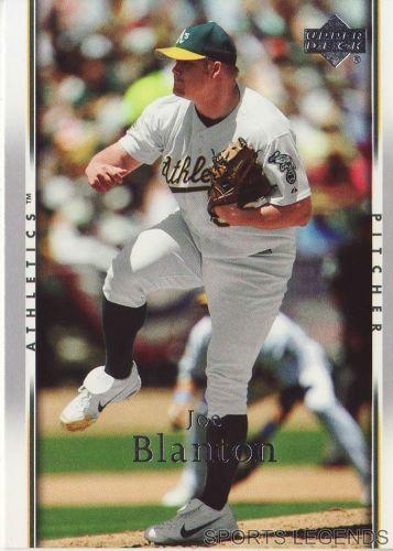 2007 Upper Deck #185 Joe Blanton