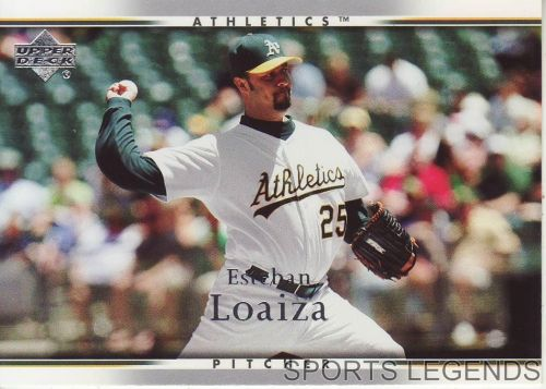 2007 Upper Deck #188 Esteban Loaiza
