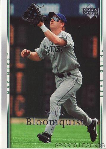 2007 Upper Deck #193 Willie Bloomquist