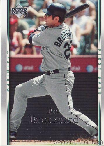 2007 Upper Deck #194 Ben Broussard
