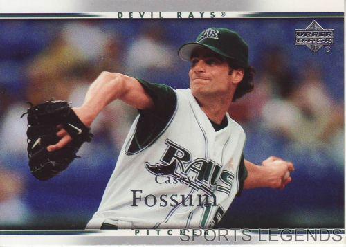2007 Upper Deck #214 Casey Fossum
