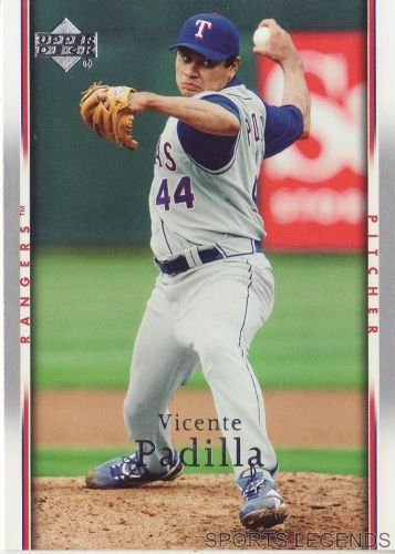 2007 Upper Deck #229 Vicente Padilla