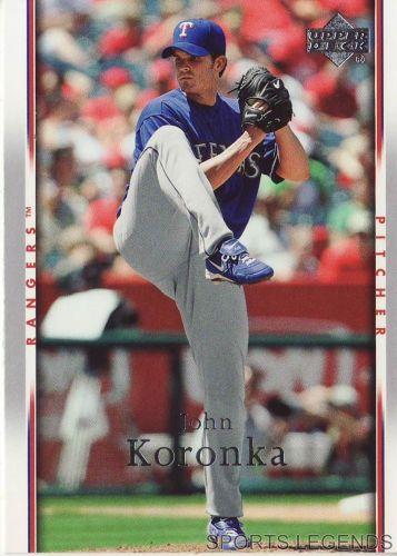 2007 Upper Deck #230 John Koronka