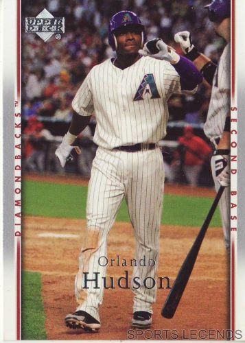 2007 Upper Deck #249 Orlando Hudson