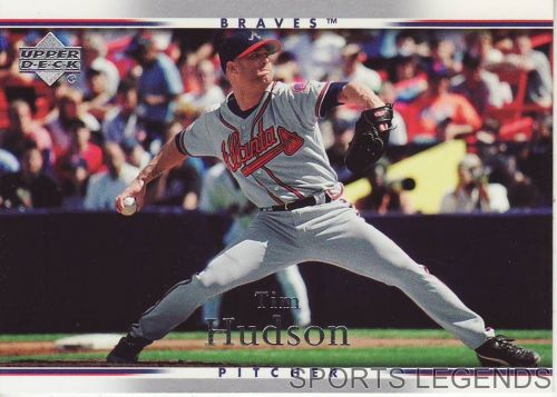 2007 Upper Deck #269 Tim Hudson