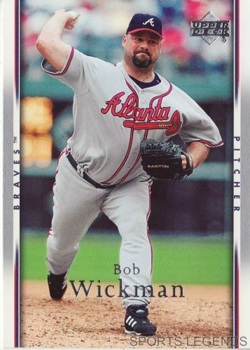 2007 Upper Deck #273 Bob Wickman