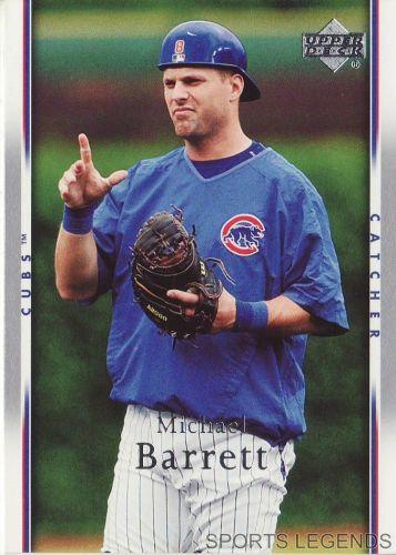 2007 Upper Deck #279 Michael Barrett
