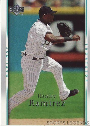 2007 Upper Deck #319 Hanley Ramirez