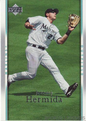 2007 Upper Deck #322 Jeremy Hermida