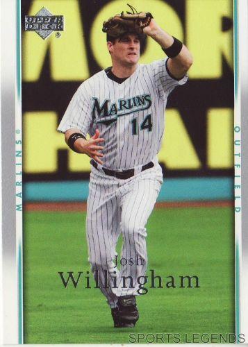 2007 Upper Deck #324 Josh Willingham