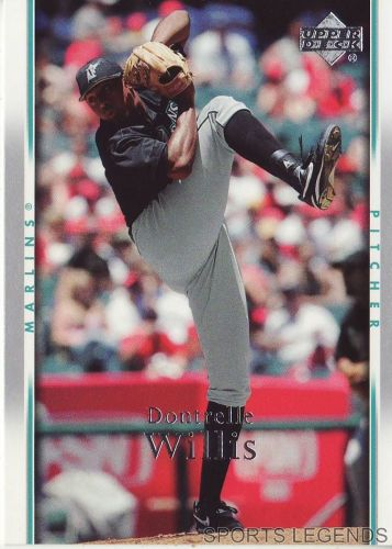 2007 Upper Deck #325 Dontrelle Willis