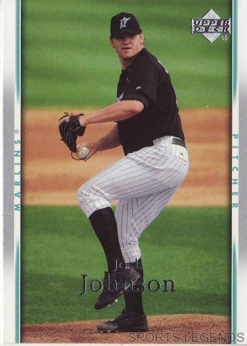 2007 Upper Deck #327 Josh Johnson
