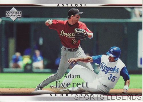 2007 Upper Deck #334 Adam Everett