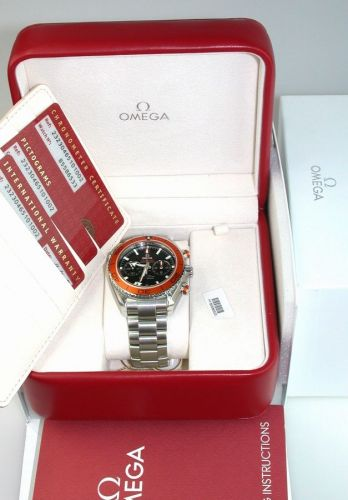 Omega Seamaster Planet Ocean Mens Watch 232.30.46.51.01.002