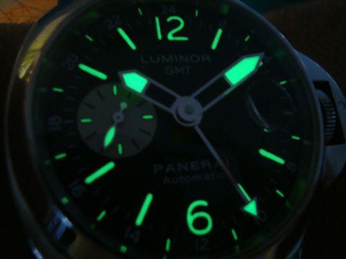 Panerai Luminor GMT 44 PAM00088 Mens Watch
