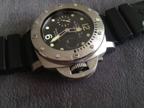 Panerai 44mm Submersible Luminor 1950 PAM243 Men`s Watch