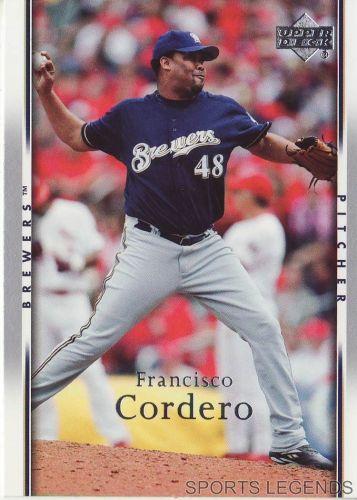 2007 Upper Deck #372 Francisco Cordero