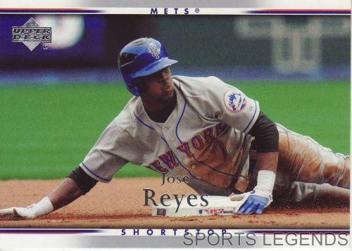 2007 Upper Deck #373 Jose Reyes