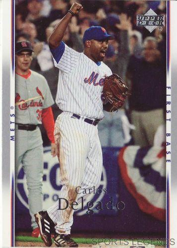 2007 Upper Deck #374 Carlos Delgado