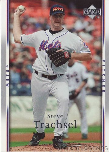 2007 Upper Deck #385 Steve Trachsel