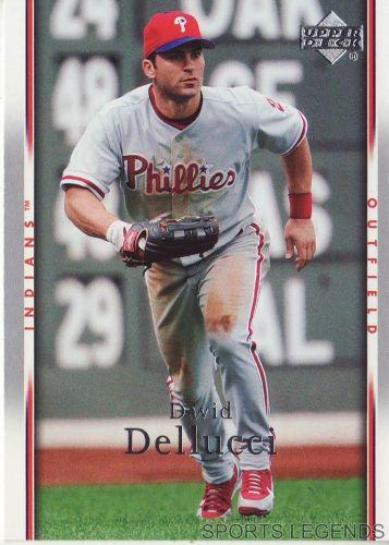 2007 Upper Deck #394 David Dellucci