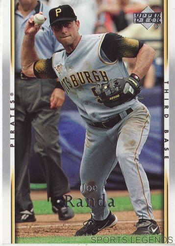 2007 Upper Deck #404 Joe Randa