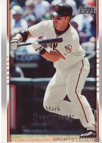 2007 Upper Deck #432 Mark Sweeney