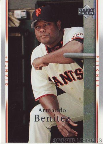 2007 Upper Deck #441 Armando Benitez