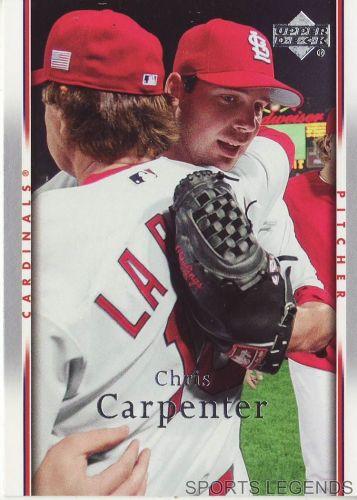 2007 Upper Deck #451 Chris Carpenter