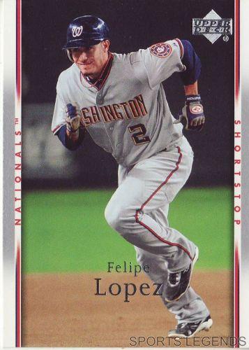2007 Upper Deck #459 Felipe Lopez