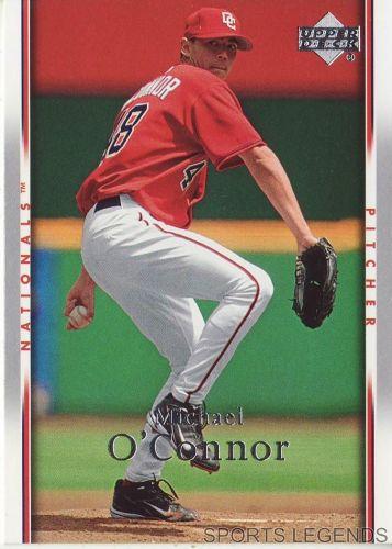 2007 Upper Deck #467 Michael O'Connor