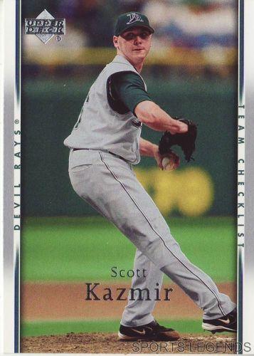 2007 Upper Deck #482 Scott Kazmir