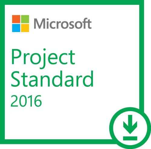 Microsoft Project Professional 2016 -1 Install (Download Delivery)