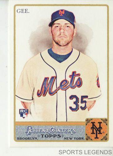 2011 Allen & Ginter #27 Dillon Gee