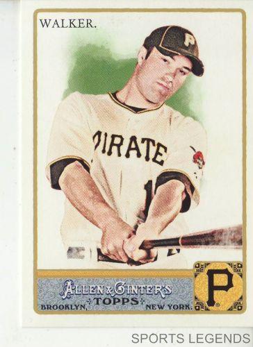 2011 Allen & Ginter #63 Neil Walker