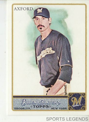 2011 Allen & Ginter #89 John Axford
